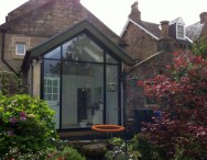 Linlithgow house extension