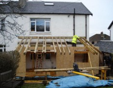 Cambuslang house extension - B