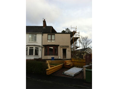 Kelvindale loft conversion
