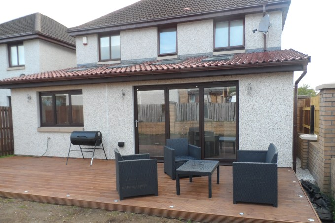 Modern Single Storey Extension Abc Construction