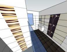 Calle bathroom design