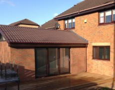 Uddingston extension